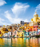 3 Oct - Sailing holiday Napoli & Islands - 8d