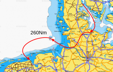 *VOL* 21-jul - Denemarken > Eemshaven - 5d